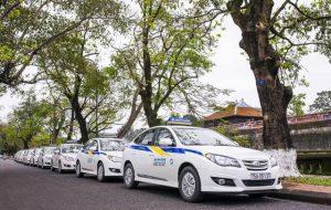 Taxi Đông Ba