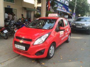 Taxi Sao Đỏ