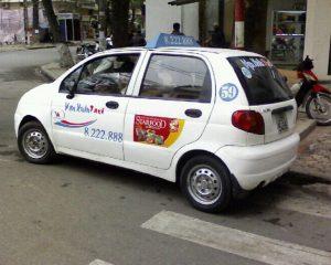 Taxi Vạn Xuân