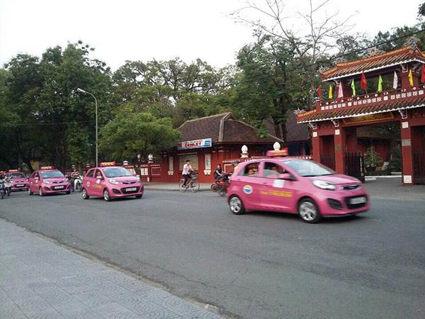 Taxi Bình Minh